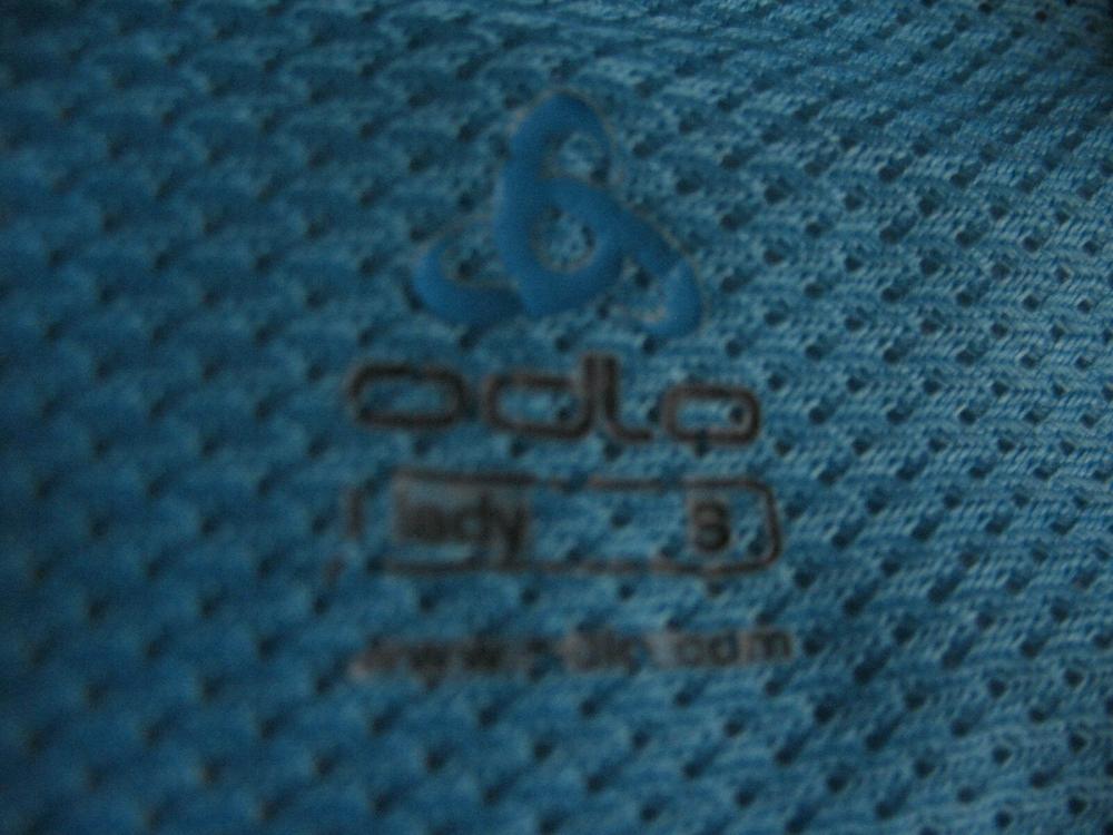 Футболка ODLO run cycling shirt lady (размер S) - 5
