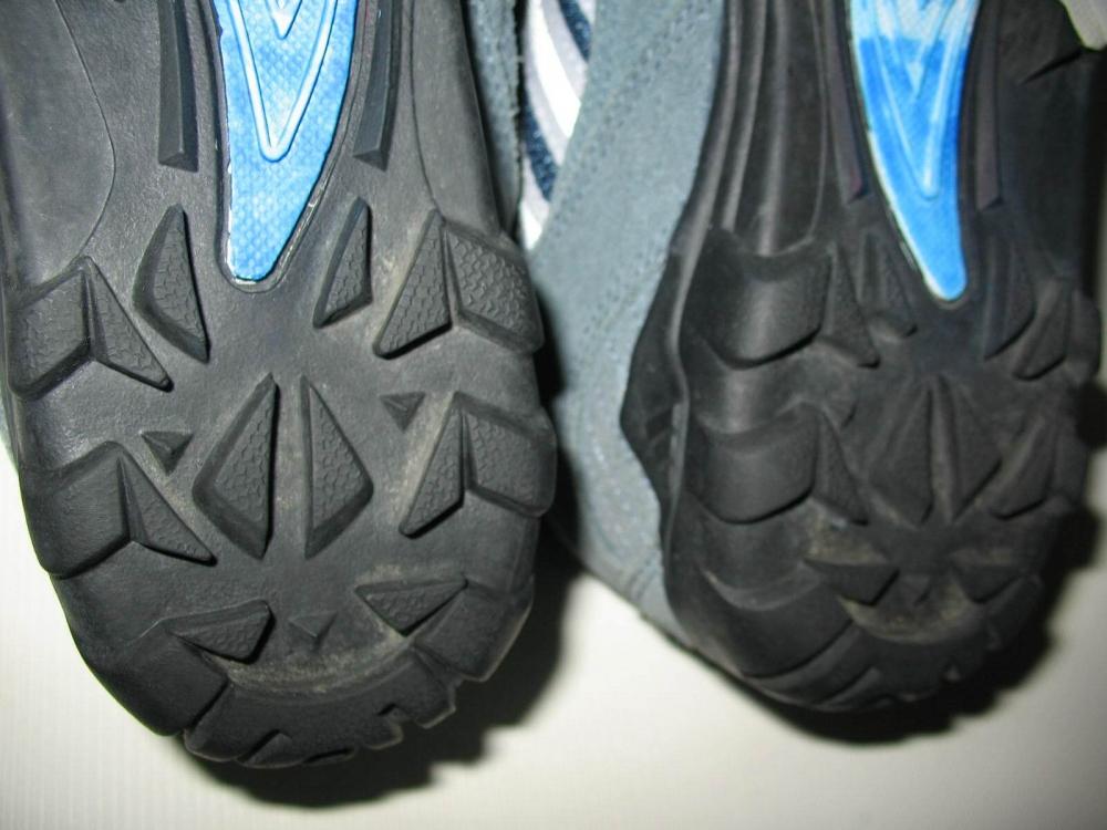 Велотуфли ADIDAS cycling shoes lady (размер UK6/US6,5/EU39(на стопу до 245mm)) - 7