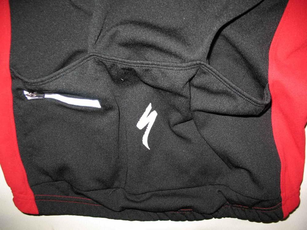 Велокуртка SPECIALIZED 2in1 windstopper cycling jacket (размер L(реально M/S) - 6