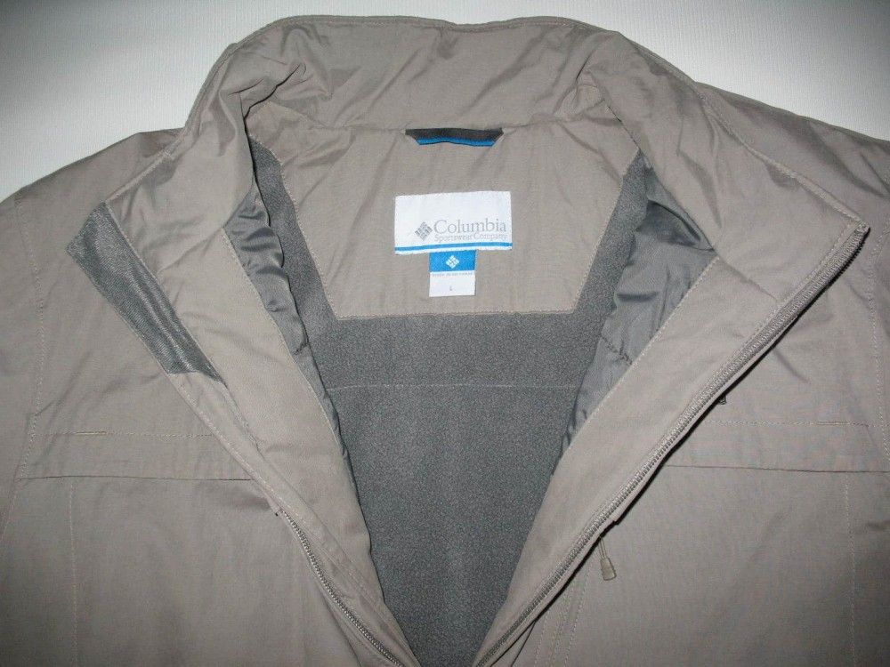 Куртка COLUMBIA omni shield warm jacket (размер L/XL) - 3