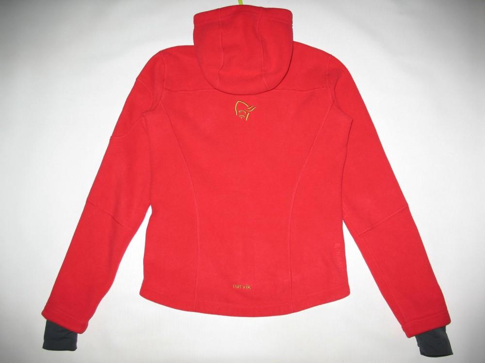 Куртка NORRONA narvik warm 3 hoodies lady (размер S) - 2