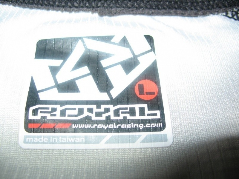 Футболка  ROYALracing (размер L) - 3
