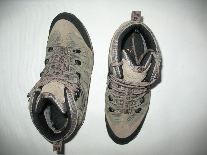 Ботинки JACK WOLFSKIN Trailrider texapore O2   (размер UK 6, 5;US 8, 5;EU40(255 mm)) - 4