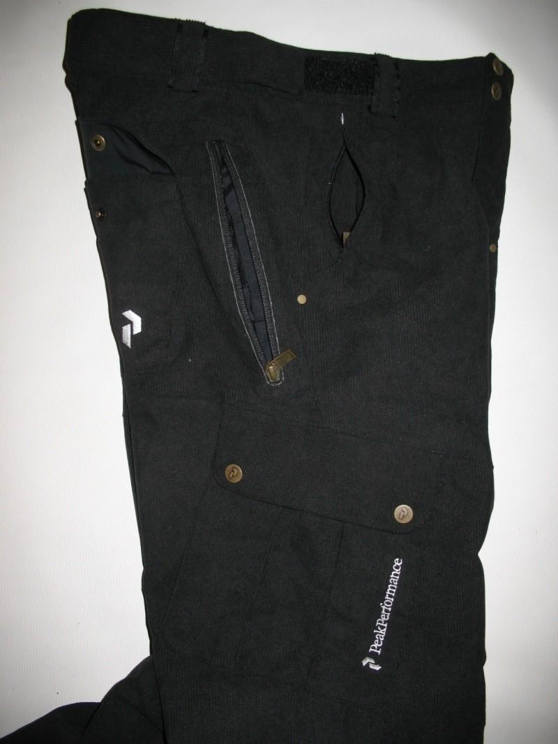 Штаны PEAK PERFOMANCE rail snowboard/ski pants lady (размер L) - 7