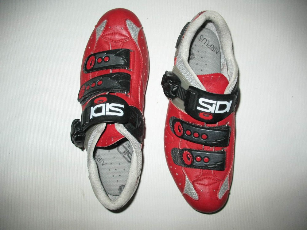 Велотуфли SIDI mtb red shoes (размер EU42(на стопу до 260 mm)) - 5