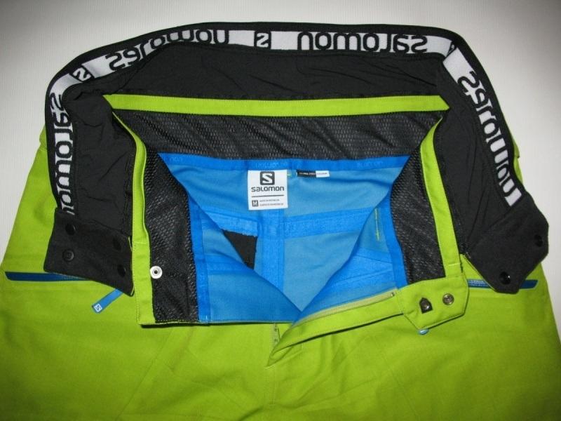 Штаны SALOMON Foresight pants  (размер M) - 6