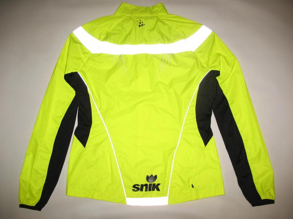 Куртка CRAFT brilliant run jacket lady (размер L) - 2