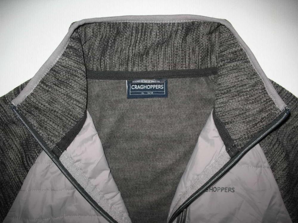 Куртка CRAGHOPPERS monto hybrid jacket (размер XL/XXL) - 4
