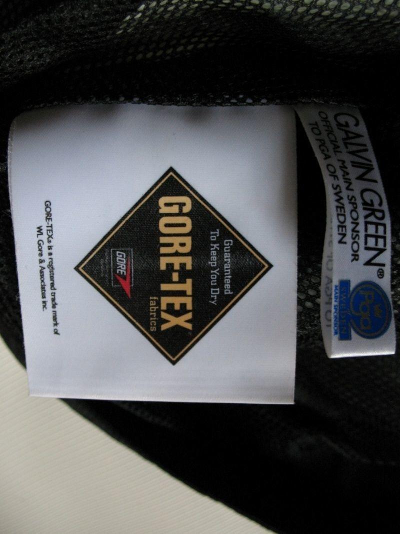 Ветровка GALVIN GREEN GTX golf (размер L) - 7