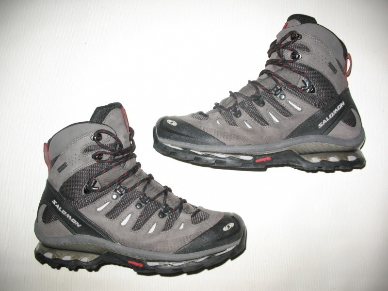 Ботинки SALOMON Quest 4D GTX ((размер US9/UK8, 5/EU43(на стопу до 270 mm))) - 7