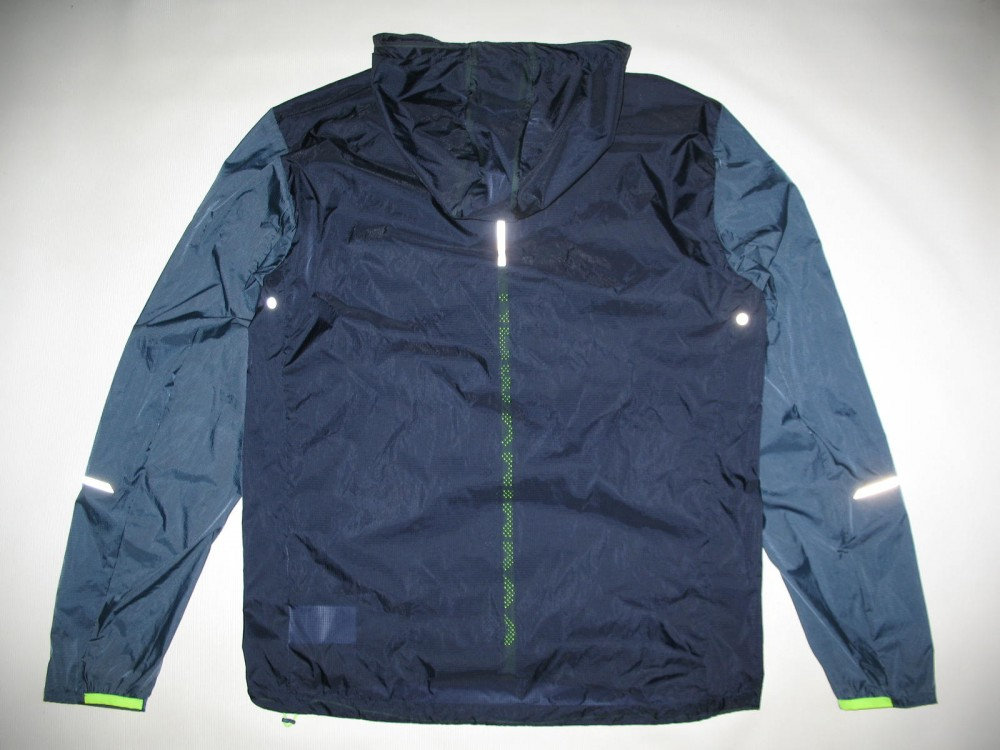 Куртка NEW BALANCE lite packable jacket (размер M/L) - 2