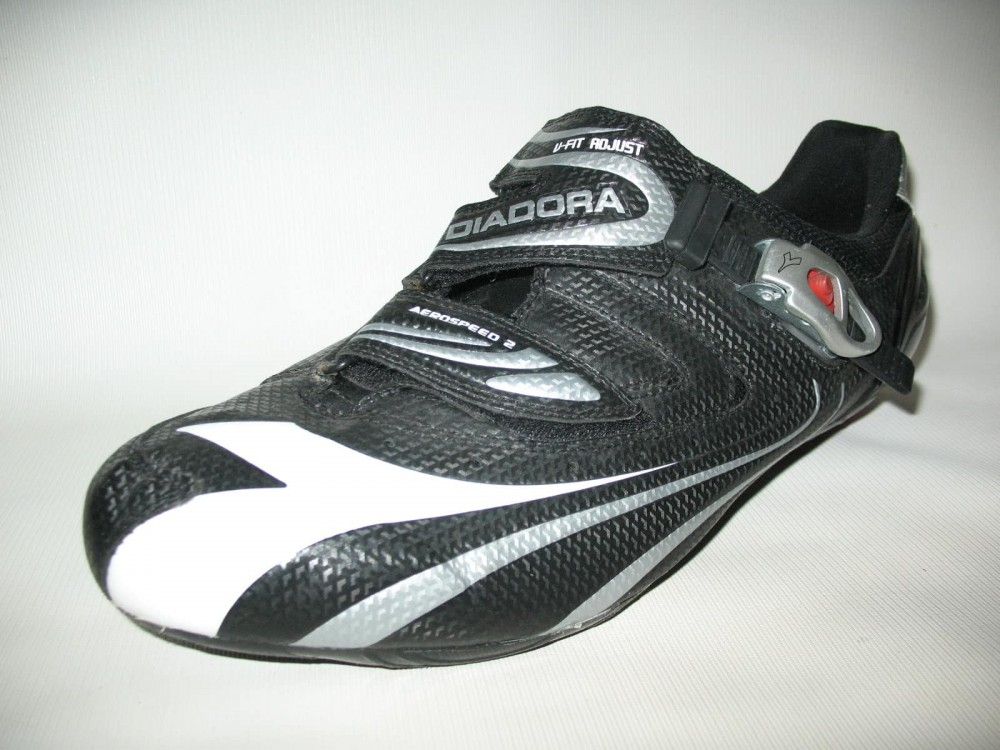 Велотуфли DIADORA aerospeed 2 road shoes (размер US13.5/UK13/EU48(на стопу 305 mm)) - 4
