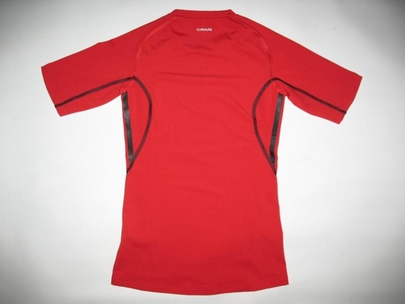 Футболка ADIDAS climalite compression jersey kids (размер на рост +-155 см) - 1