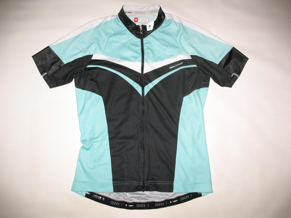 Веломайка SPECIALIZED rbx comp cycling jersey lady (размер M) - 2