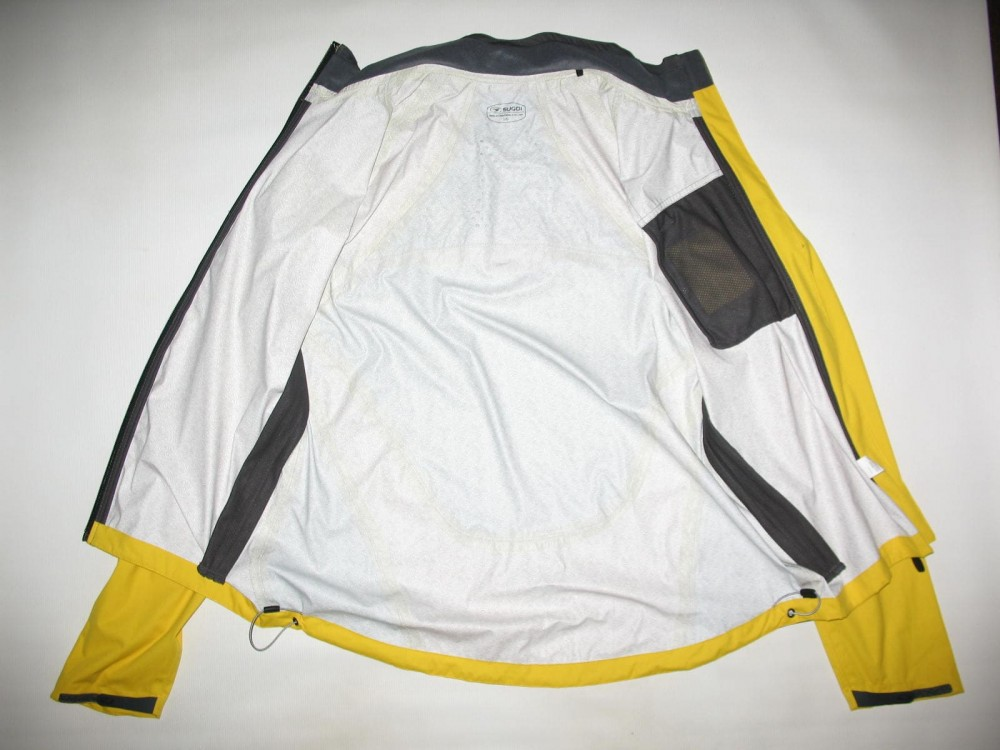 Куртка SUGOI thermowear rain light bike/run jacket (размер L) - 2