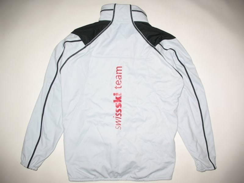 Куртка DESCENTE swissski team softshell W (размер 48/M) - 1