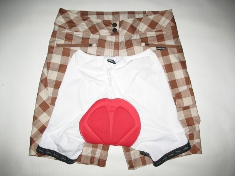 Шорты MALOJA bike shorts lady  (размер L) - 2