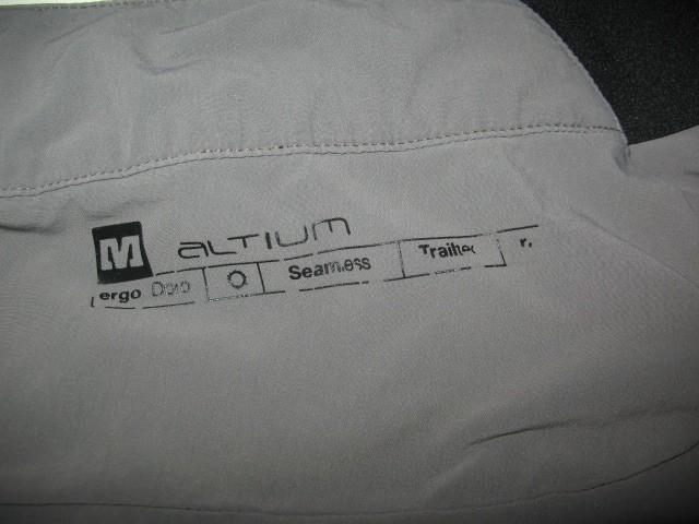 Велошорты MAVIC stratos mtb shorts (размер L/M) - 9