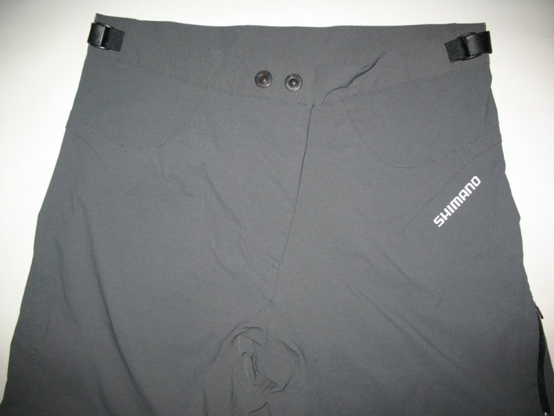 Шорты SHIMANO 3/4 mountain bike shorts lady(размер L) - 4