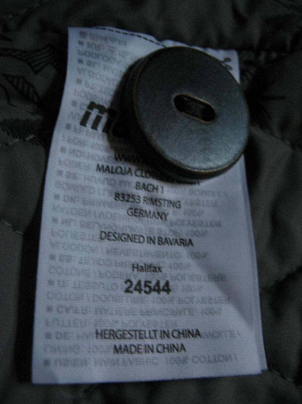 Куртка MALOJA halifax primaloft jacket (размер L) - 12