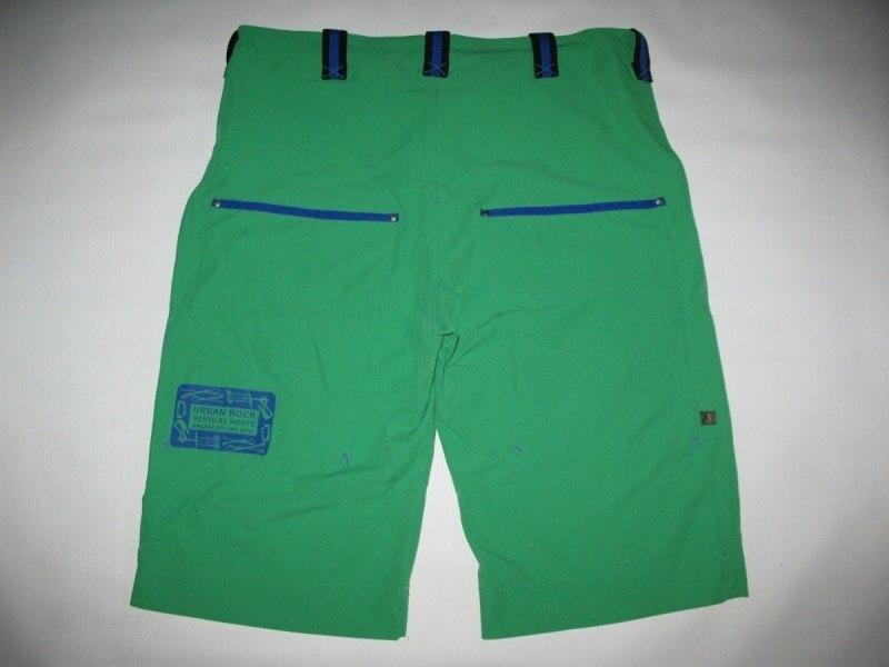 Шорты SALEWA climber 4. 0 DST La Mano shorts (размер 50-L) - 1