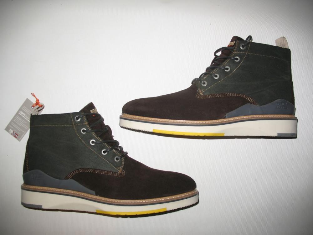 Ботинки NAPAPIJRI c4 (размер UK12/US11/EU46(на стопу 295 mm)) - 10