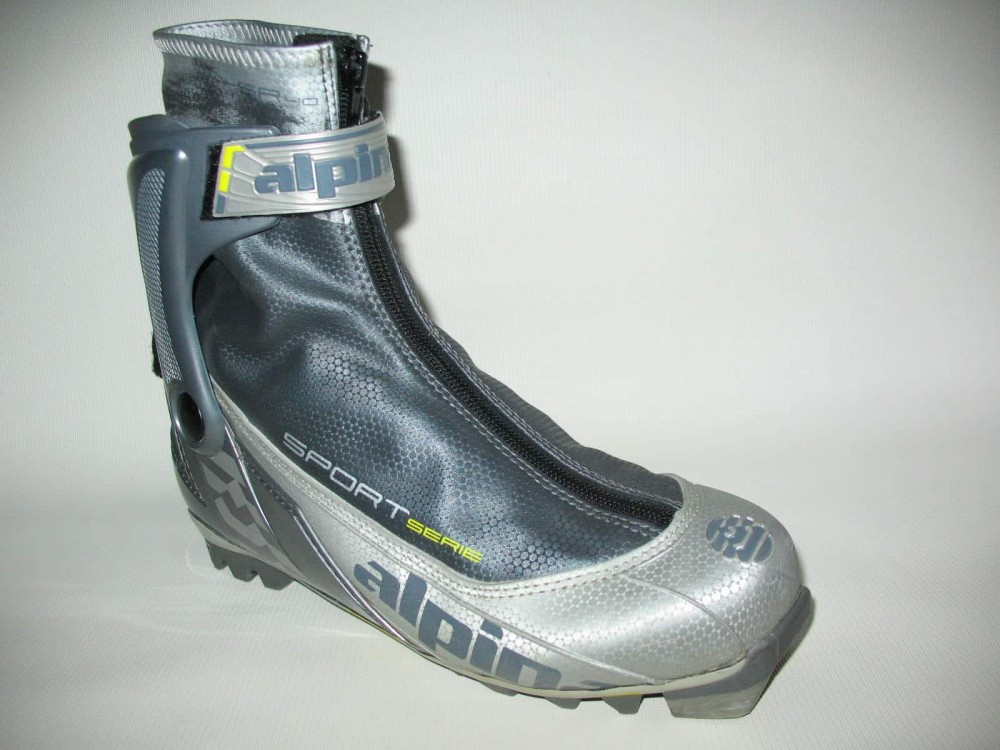 Ботинки ALPINA sr40 cross country ski boots (размер EU41(на стопу до 255 mm)) - 3