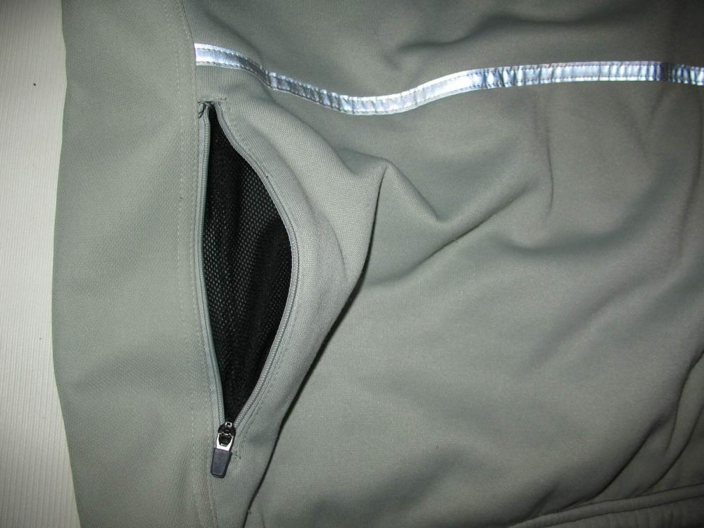 Велокуртка CRANE windstopper jacket (размер XL) - 6