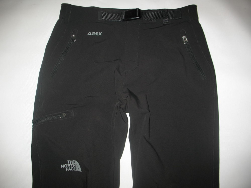 Штаны THE NORTH FACE apex softshell pants lady (размер 8/S) - 4