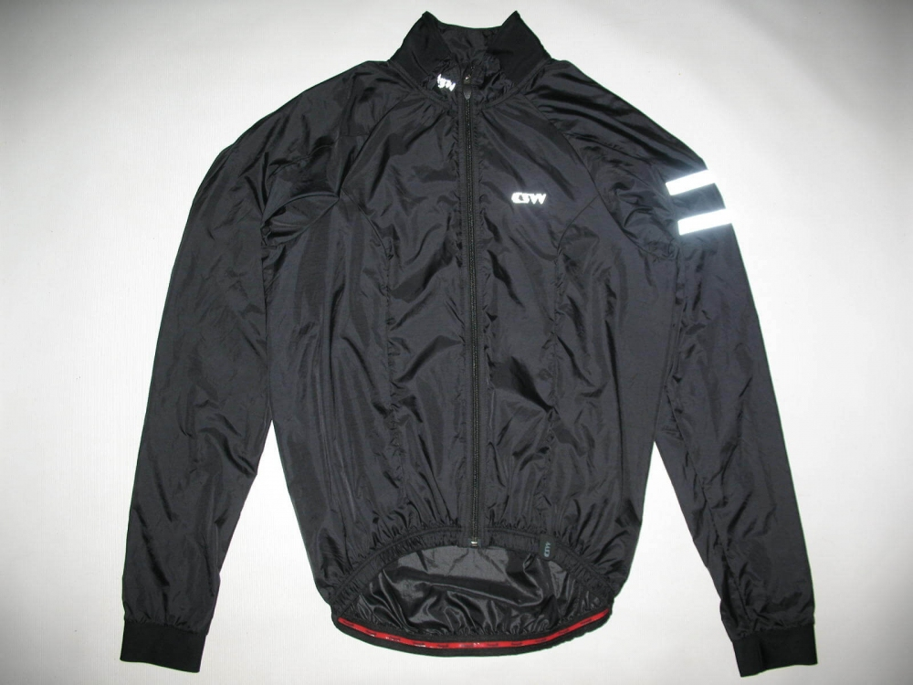 Куртка CAMPAGNOLO sportswear windproof light jacket (размер 48/M) - 1