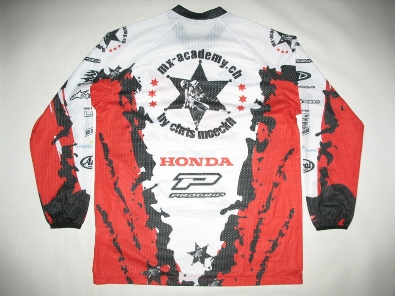 Футболка  PROGRIP honda jersey (размер S) - 2