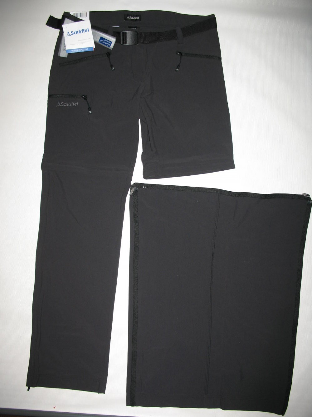 Штаны SCHOFFEL cartagena outdoor pants lady (размер 38-М) - 5