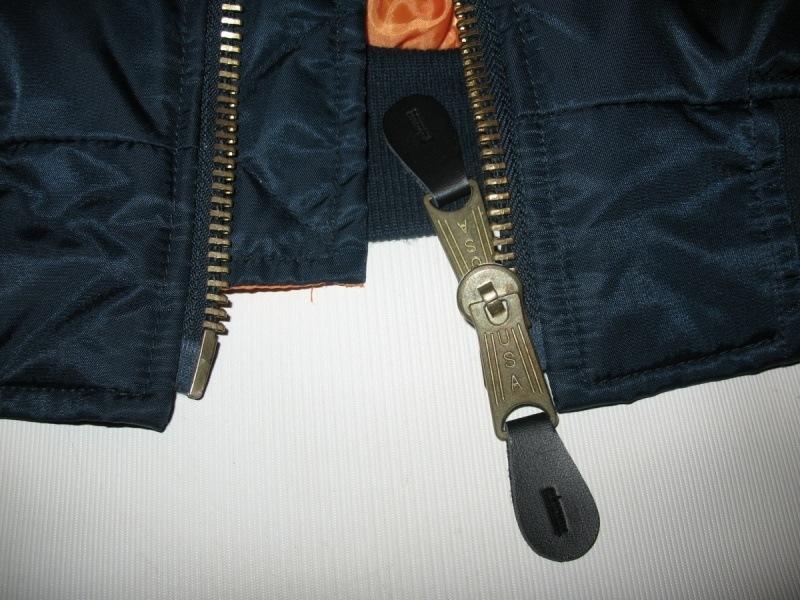 Куртка FOSTEX bomber MA-1 jacket (размер S/M) - 8