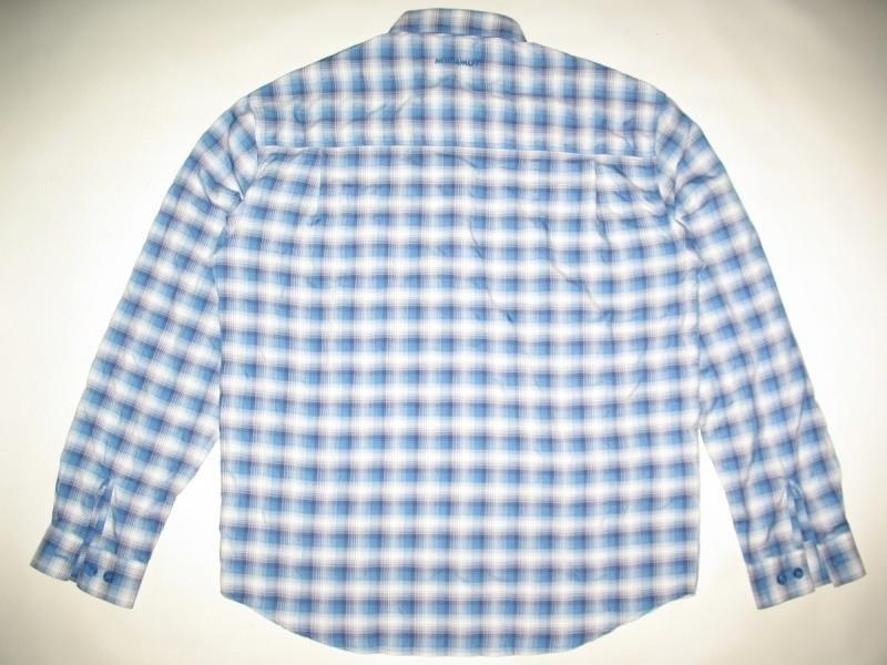 Рубашка  MAMMUT belluno longsleeve 2in1 (размер L) - 2