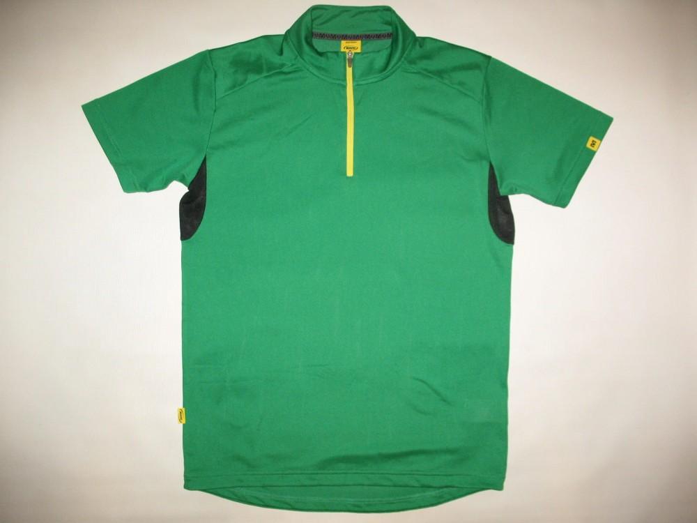 Веломайка MAVIC red rock jersey (размер M)/комплект(+11936) - 1