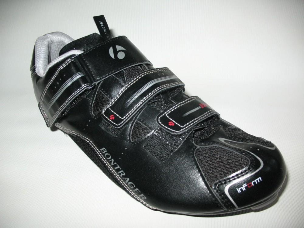 Велотуфли BONTRAGER race road shoes (размер US13/UK12/EU46(на стопу до 295 mm)) - 2