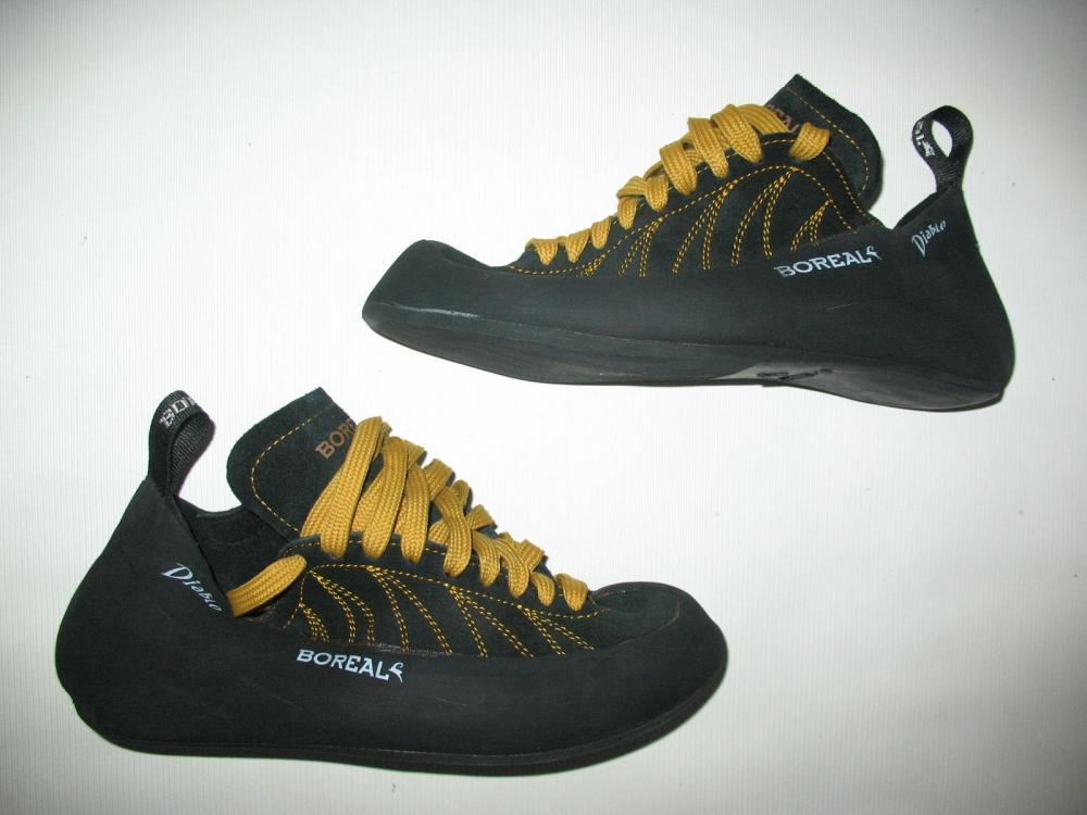 Скальные туфли BOREAL diablo climbing shoes (размер UK8/US9,5/EU42,5(на стопу 270 мм)) - 5