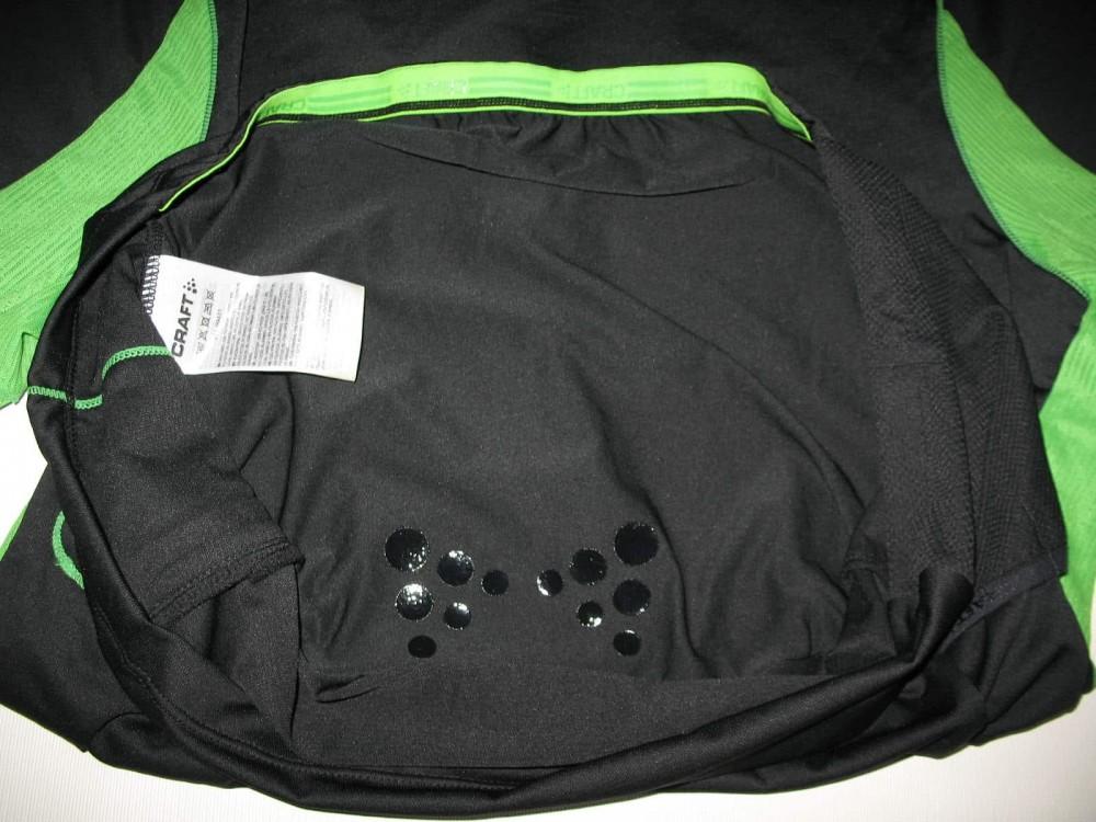 Веломайка CRAFT pr hybrid run jersey (размер M) - 5