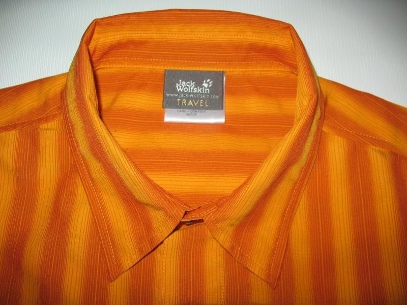 Рубашка JACK WOLFSKIN shirt  (размер M/L) - 2