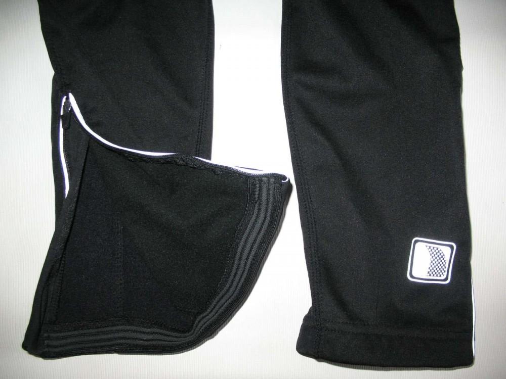 Велобрюки CRANE windstopper bib cycling pants (размер unisex S) - 6