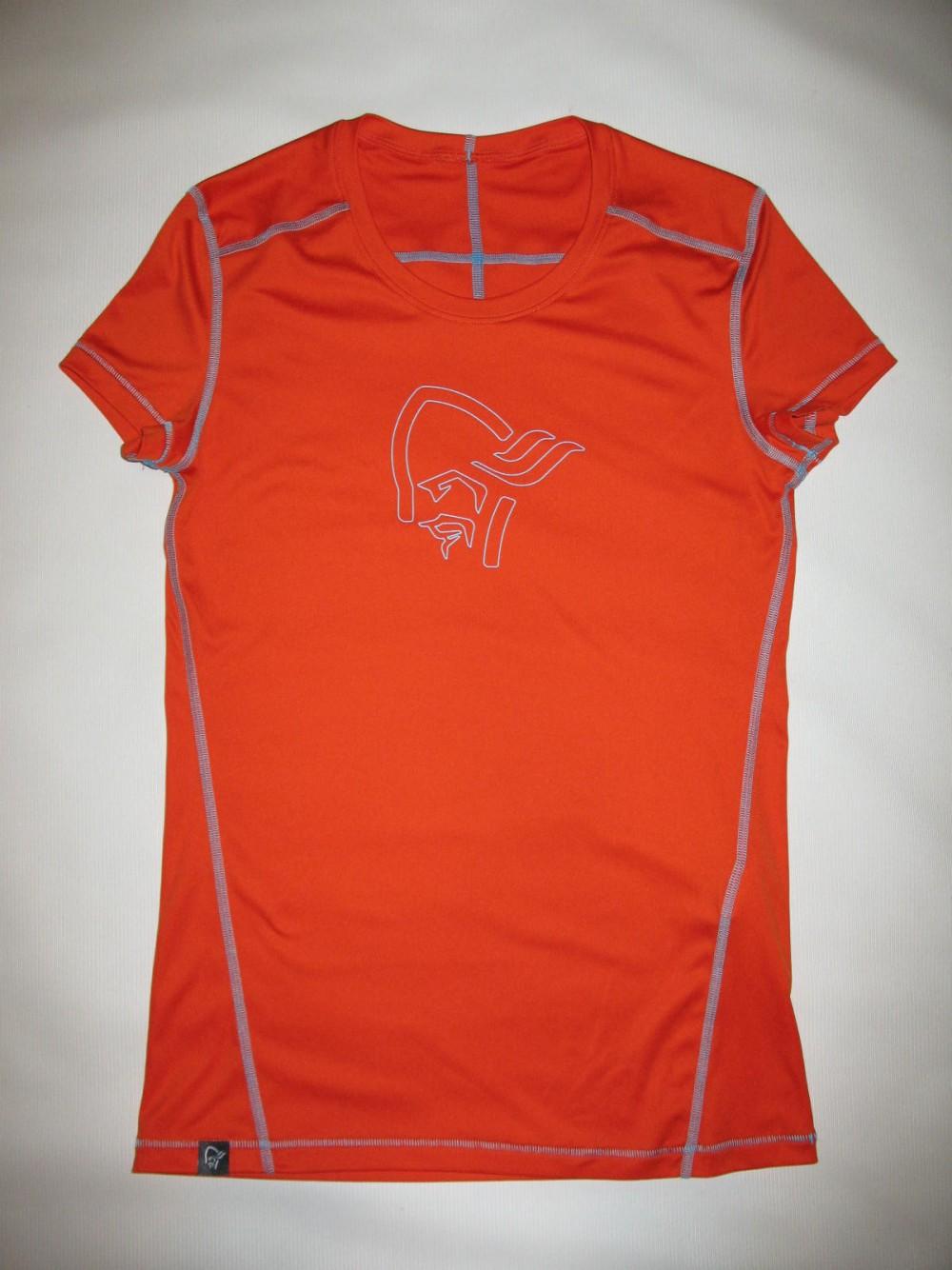 Футболка NORRONA 29 tech t-shirt lady (размер S) - 1