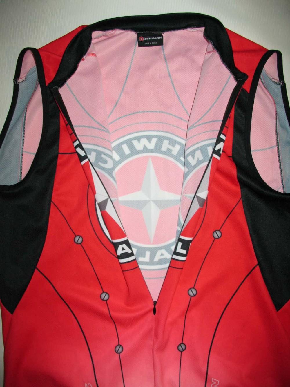 Веломайка SCHWINN ss cycling jersey (размер XL) - 2