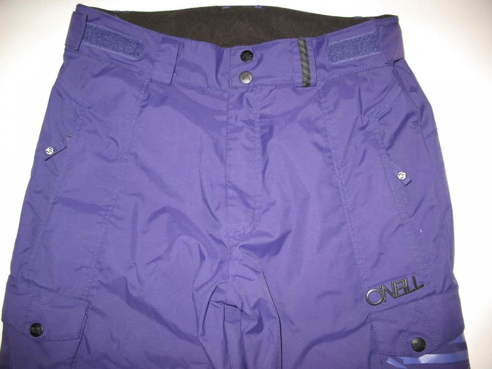 Штаны O'NEILL 10/10 snowboard pants (размер S) - 9