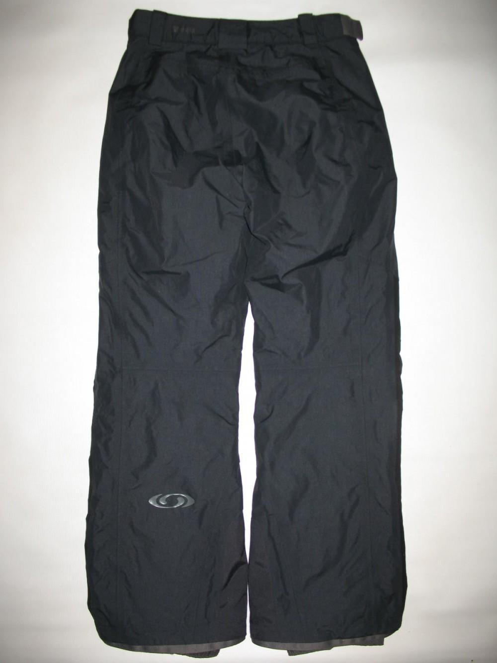 Штаны SALOMON gore-tex ski pants lady (размер 38-M) - 1