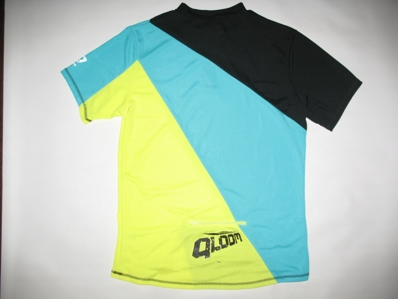 Футболка QLOOM bike jersey  (размер XXL) - 1