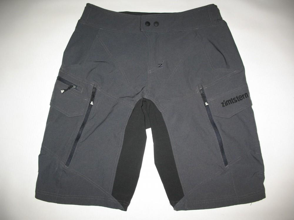 Велошорты ZIMTSTERN trailstar bike shorts (размер L) - 5