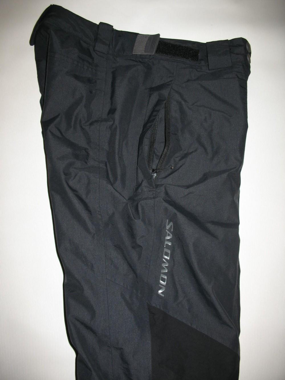 Штаны SALOMON gore-tex ski pants lady (размер 38-M) - 3