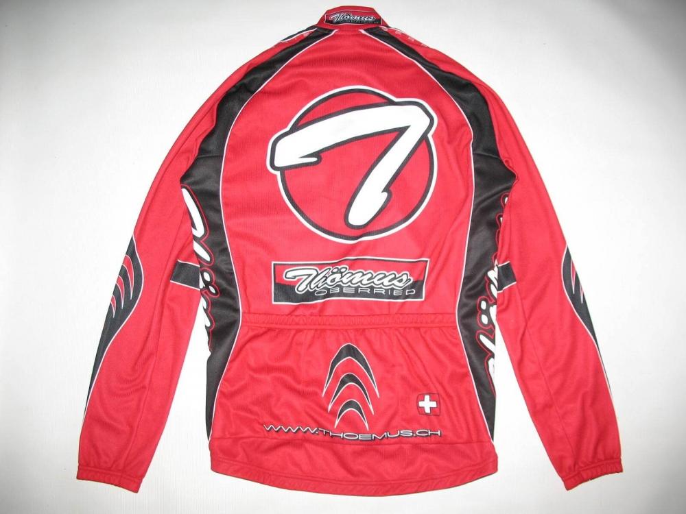 Велокуртка THOMUS cycling  jacket (размер 4/M) - 1