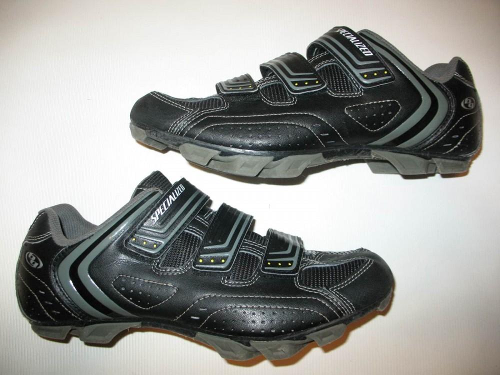 Велотуфли SPECIALIZED sport mtb 42 shoes (размер UK8/US9/EU42(на стопу 260-265 mm)) - 2