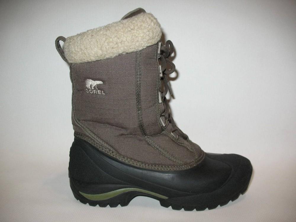 Ботинки SOREL cumberland boot lady (размер UK5.5/US7/EU38,5(на стопу до 240 mm)) - 5